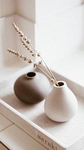Vas bunga kering